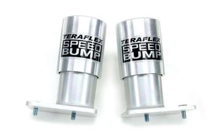 "JK/JKU 4"" Lift Rear SpeedBump Bump Stop Kit - Pair"
