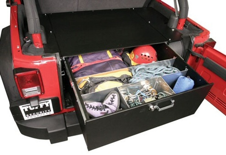 Tuffy JK Security Cargo Drawer