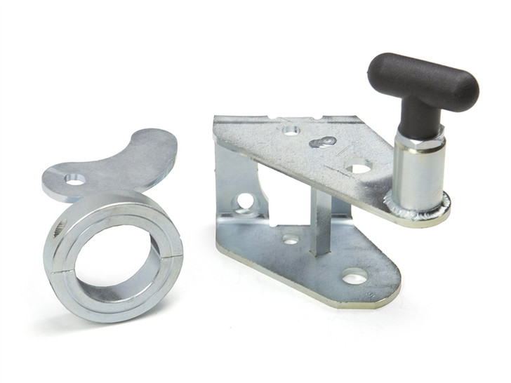 GenRight  Stop-Lock For JK Swing Out Tire Carrier - RTC3890