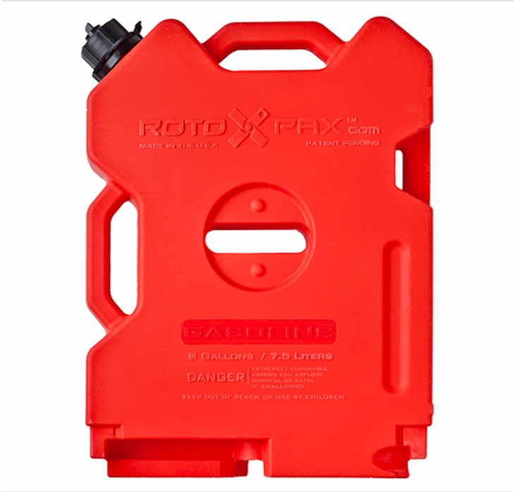 RotoPAX 2 Gallon Gasoline Pack - RX-2G