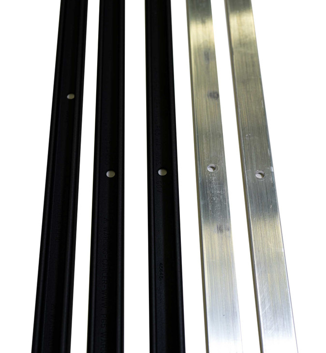 Jeep Gladiator Bed Rails (Set of Three)