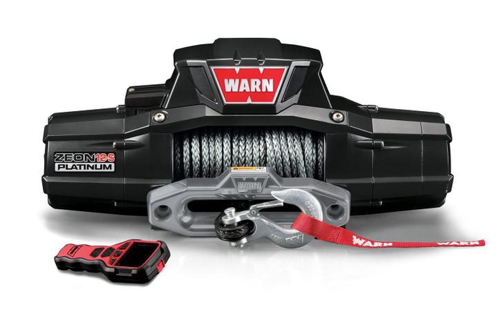 Warn  ZEON 12-S Platinum Winch - 95960