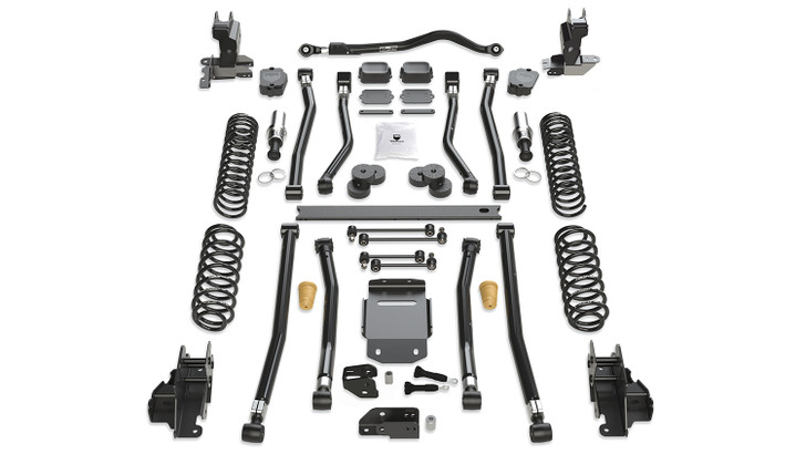 Alpine RT4 Long Arm Suspension System – No Shock Absorbers
