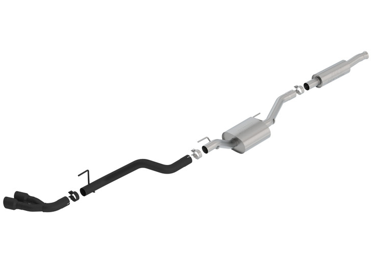 Gladiator 2020 Cat-Back™ Exhaust S-Type #140812CB