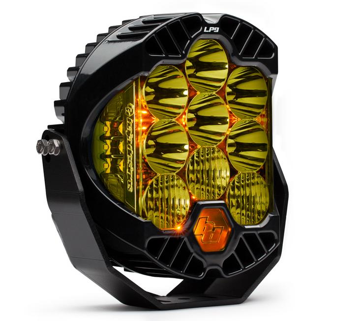Baja Designs LP9 Pro LED Driving/Combo Light (Amber) - 320013