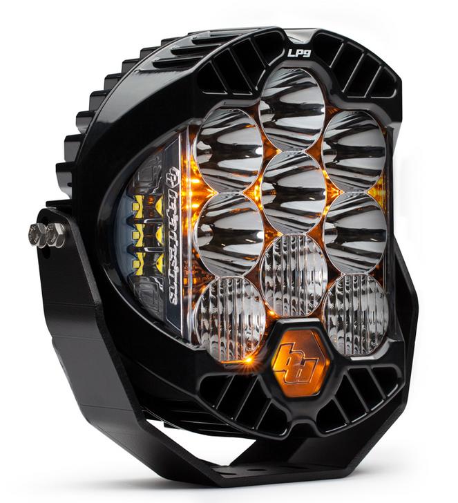 Baja Designs LP9 Pro LED Driving Combo Light (White)