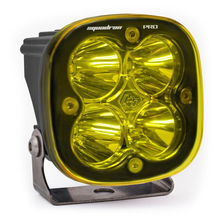 Baja Designs Squadron Pro, Amber, LED Spot