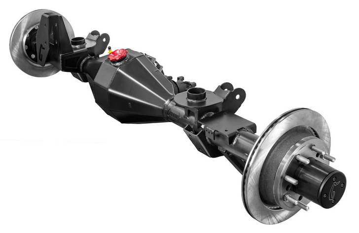 Currie F9 - Jeep Wrangler JL/Gladiator 9-Inch Rear Crate Axle