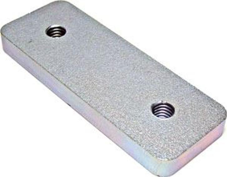 Rock Jock 4x4 CE-9900XJP - XJ/MJ Front Antirock® Frame Bracket Nut Plate