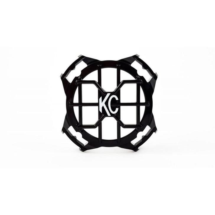 "KC HiLiTES 4"" LZR LED - ROUND - LIGHT GRILL"