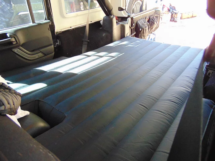 deepsleep For Jeep Wrangler Unlimited + Window Screen Set