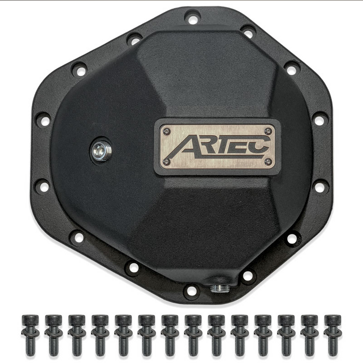 "Artec Industries Artec Hardcore Diff Cover for GM14T with 3/8"" Bolts - AX1015"