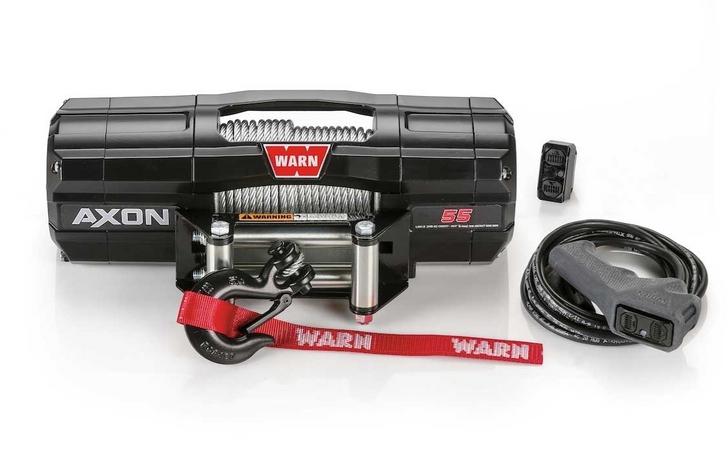 Warn AXON 55 Powersports Winch - 101155