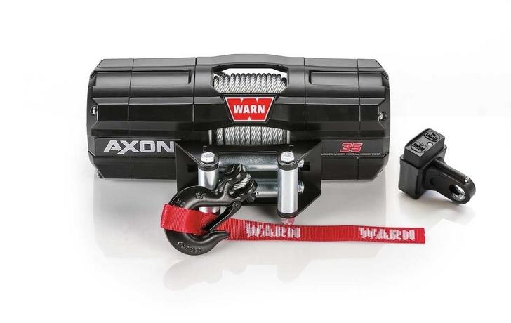 Warn AXON 35 WARN Powersport Winch -  101135