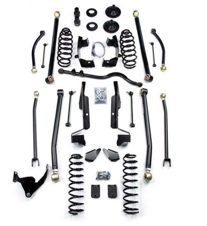 "TeraFlex JK 2 Door 3"" Elite LCG Long FlexArm Lift Kit"