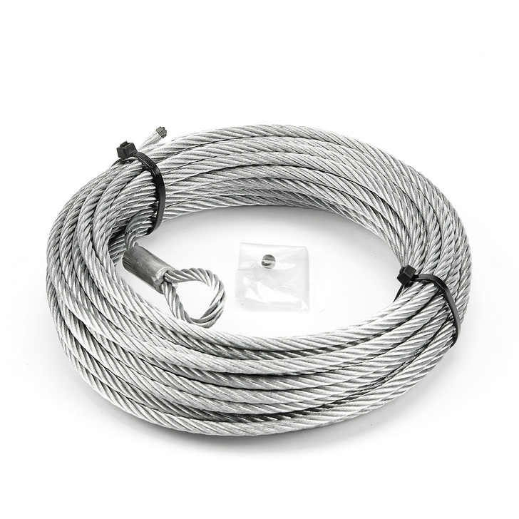 Warn Replacement Steel Rope - 100973