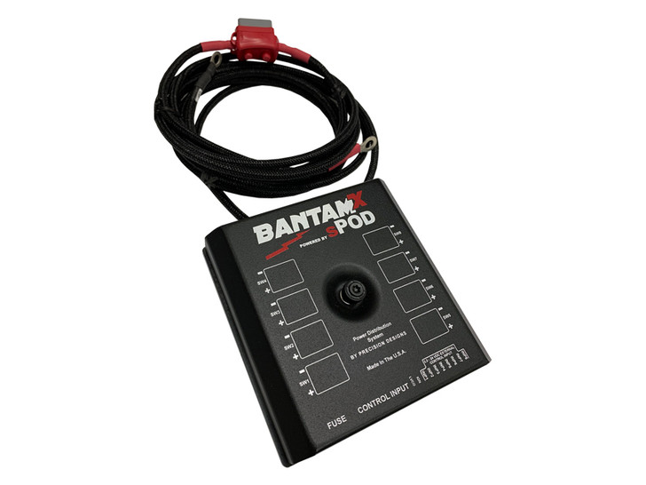 """sPOD BantamX Add-On For Uni With 36"""" and 84"""" Battery Cables"""