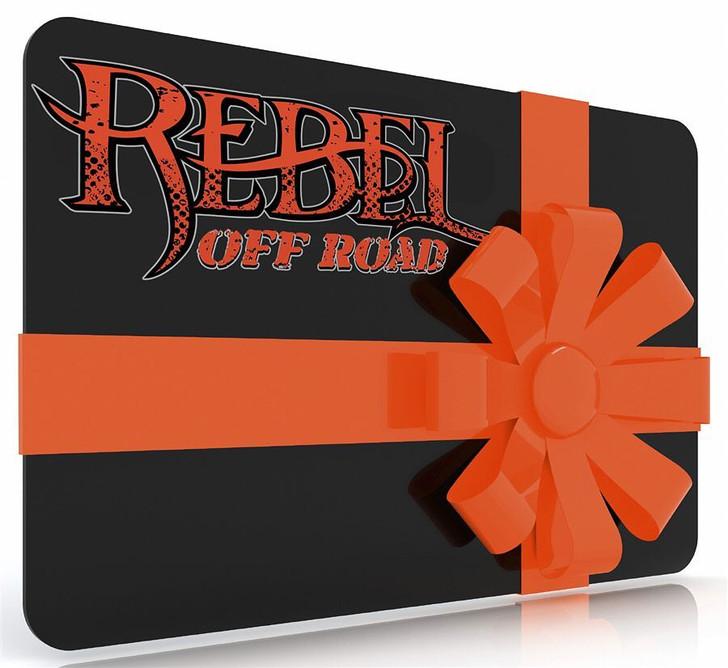 Rebel Gift Certificate