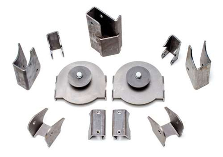 TJ/LJ Dana 44/Dana 60 Rear Axle Bracket Kit