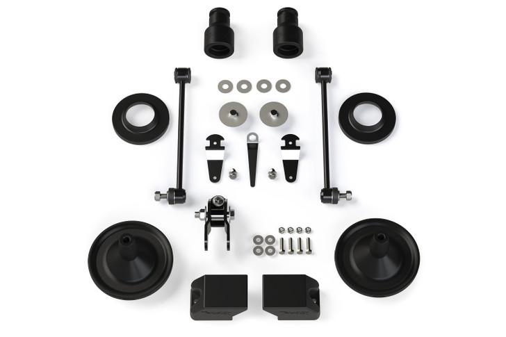 "Teraflex JK/JKU 2.5"" Performance Spacer Lift Kit - No Shocks or Shock Extensions - 1355200"