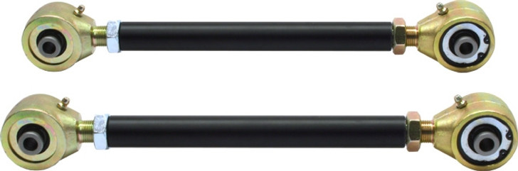 Currie Enterprises Control Arms - TJ - Rear Upper - With Double Adjustable Johnny Joints - PAIR
