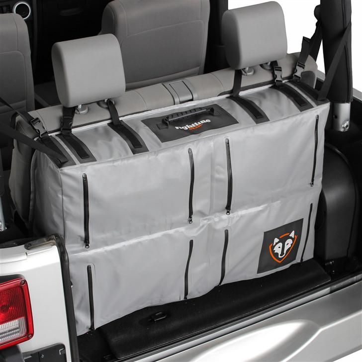 Rightline Jeep JK Trunk Storage Bag (Gray) - 100J72