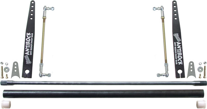 Currie Enterprises Universal AntiRock Kit - 45 Inch Bar - W/20 Inch Bent Steel Arms