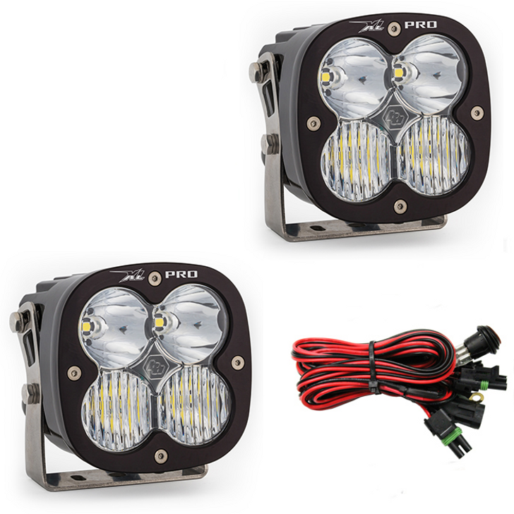 Baja Designs XL Pro, Pair Driving/Combo LED - 50-7803