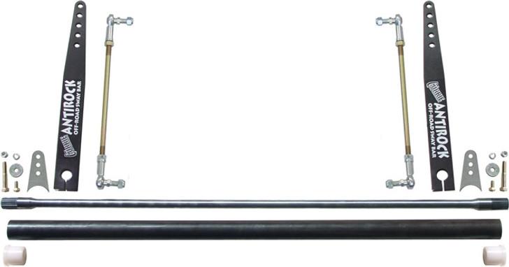 Currie Enterprises Universal AntiRock Kit - 32.0 Inch Bar - W/20 Inch Bent Steel Arms