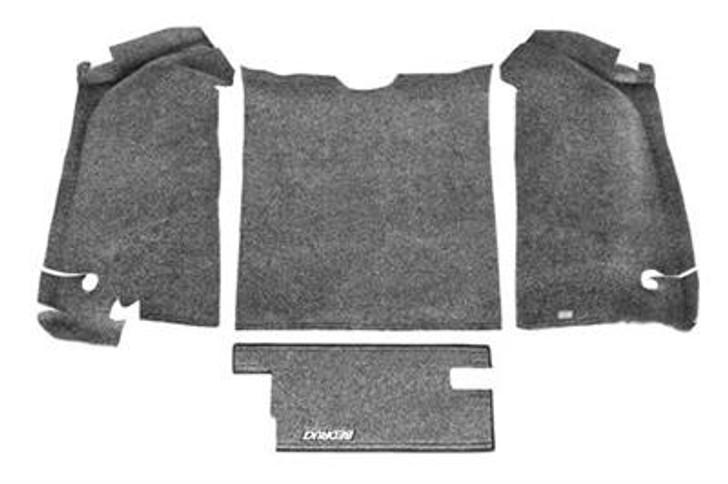 Bedrug TJ 1997-06 Rear 4-Pc Floor Kit