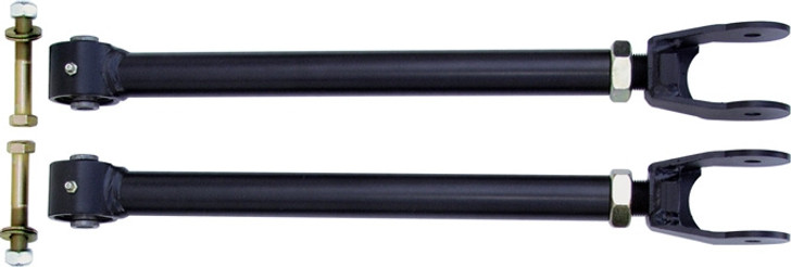Currie Enterprises JK Front Upper Adjustable Control Arms with Johnny Joints - Pair