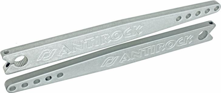 Rock Jock 4x4 Aluminum AntiRock Swaybar Arms - 20 Inch - Pair - CE-9904-20