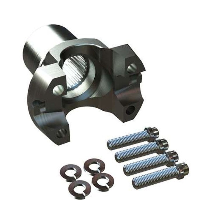 TeraFlex JK/JKU Transfer Case Output Yoke U-Bolt Conversion Kit - Each - 4949100