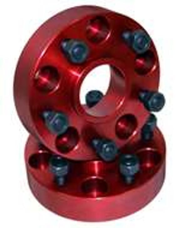 Alloy USA Wheel Adapter Pair