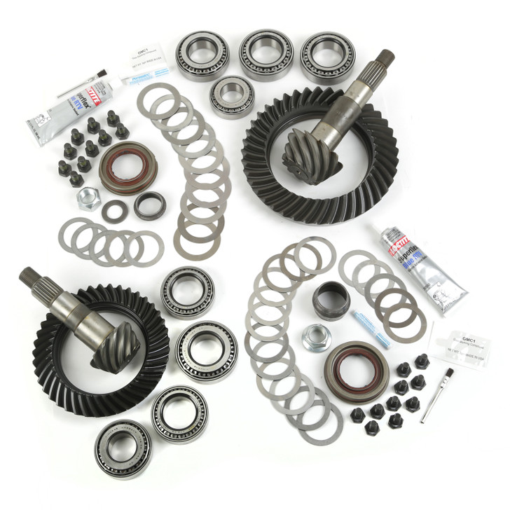 Alloy USA JK Ring & Pinion Kits, Dana 30/Dana 44, 4.10 Ratio