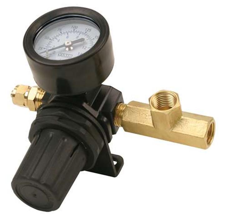 VIAIR Inline Pressure Regulator With Mounting Bracket