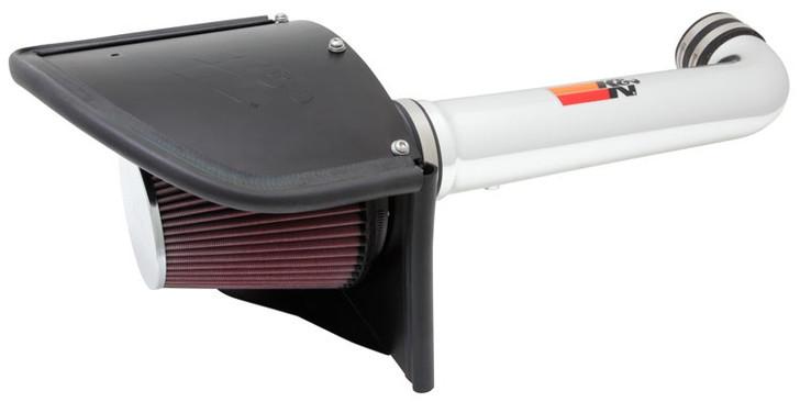 K&N PERF. INTAKE KIT; JEEP WRANGLER, V6-3.6L, 2012-2014
