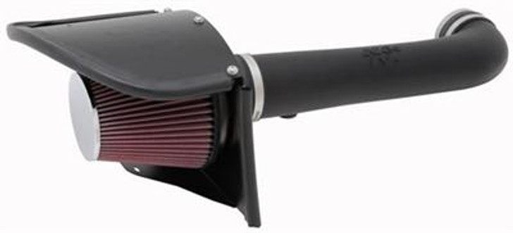 63 Series Aircharger Performance Intake Kit For 12-up Jeep Wrangler & Wrangler Unlimited JK With 3.6L 6 Cylinder Engine