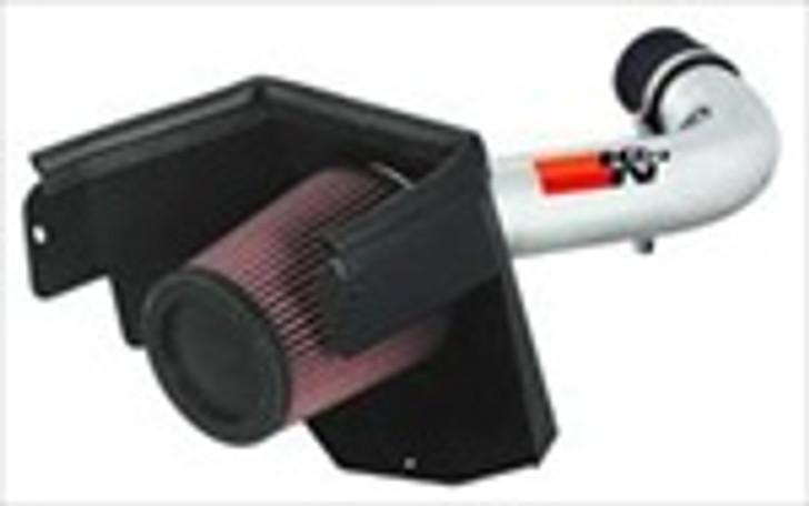 K&N 77 Series High Flow Air Intake For 07-10 Jeep Wrangler & Wrangler Unlimited JK With 3.8L 6 Cylinder Engine