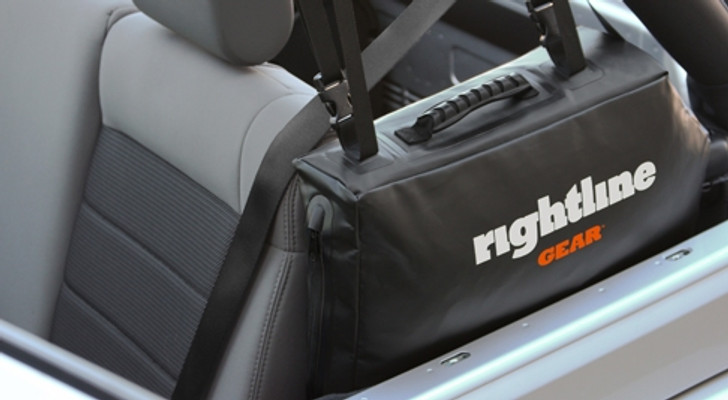 Rightline Side Storage Bag for Jeep JK 4-Door (Black) - 100J75-B