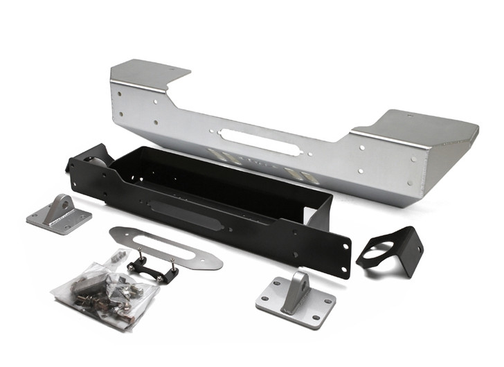 GenRight JK Stubby Style Front Bumper FBB8040