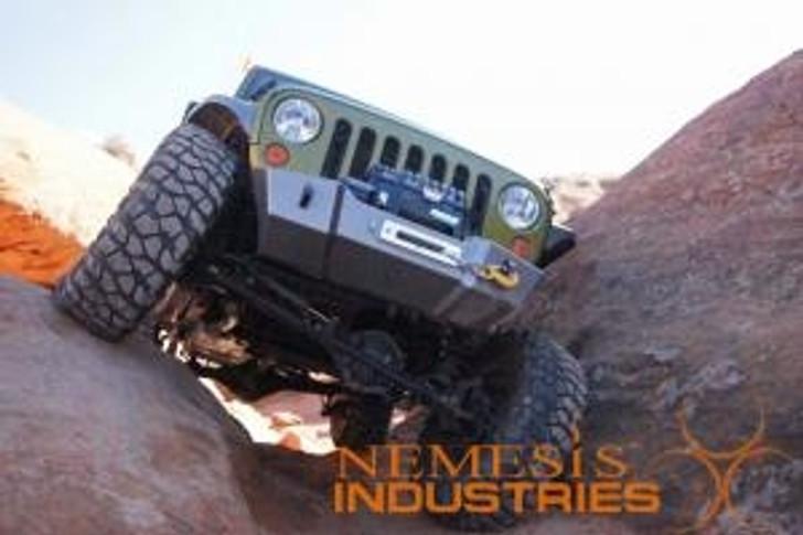 Nemesis Triumph Front Bumper - JK 2 / 4 Door