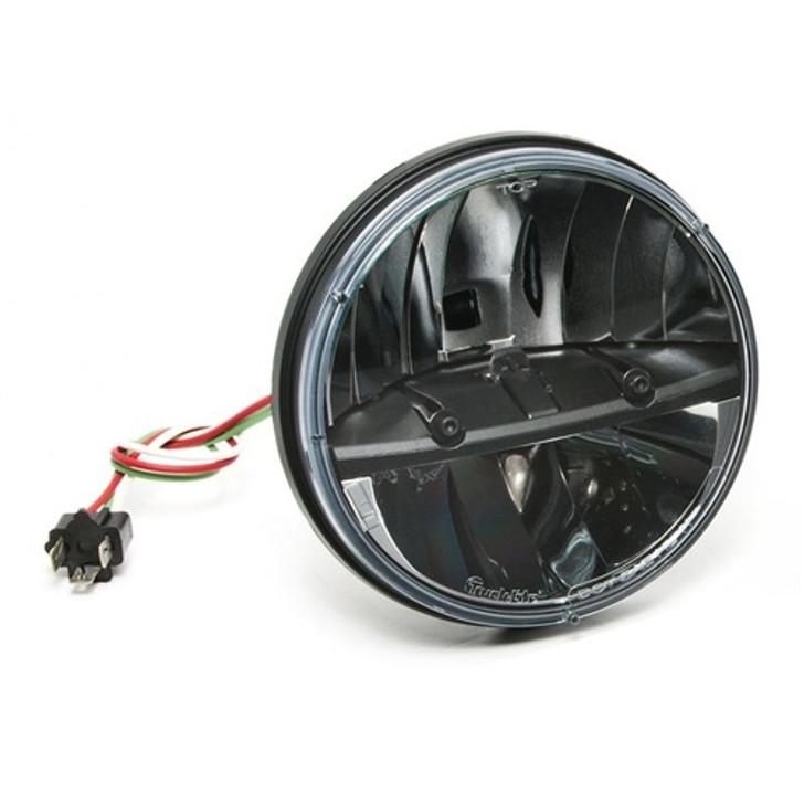 "Truck-Lite 27270C 7"" Round LED Headlight Harley Hummer Jeep Wrangler CJ TJ JK (SINGLE)"