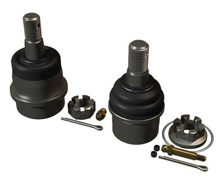 JK/JKU HD Dana 30/44 Upper & Lower Ball Joint Kit w/out Knurl - Pair