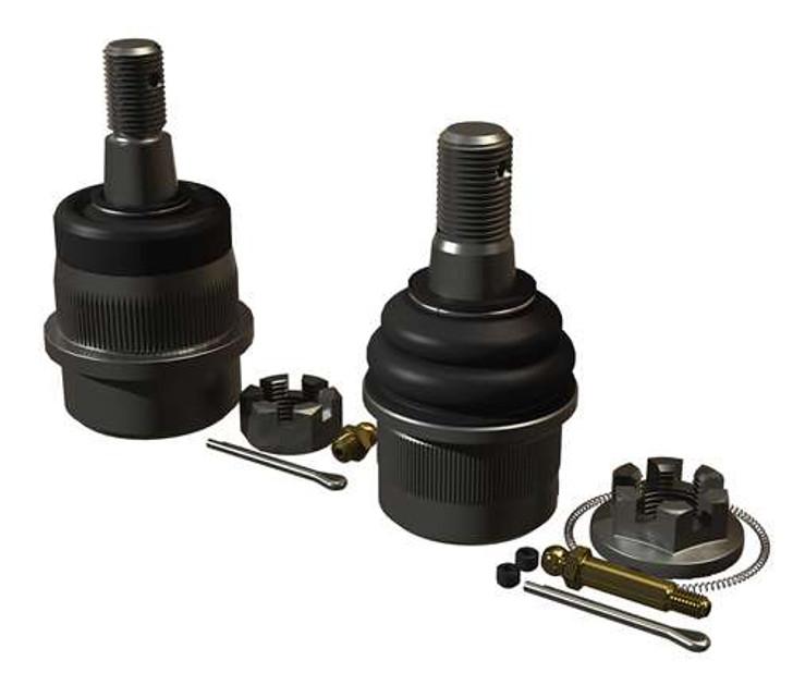 JK/JKU HD Dana 30/44 Upper & Lower Ball Joint Kit w/ Knurl - Pair