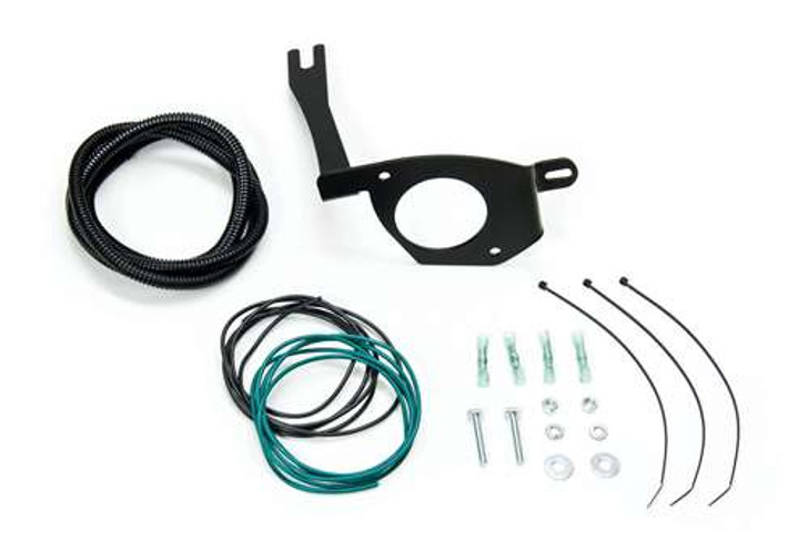 2012-2018 JK/JKU Vacuum Pump Relocation Bracket Kit