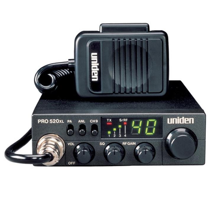 Uniden PRO520XL Compact Professional Mobile CB Radio