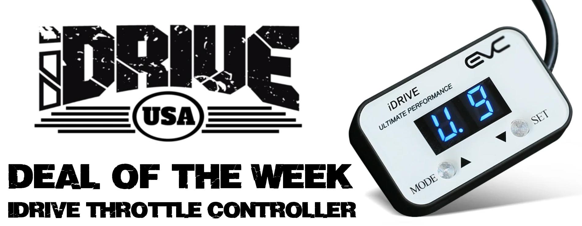 Deal Of The Week iDrive USA
