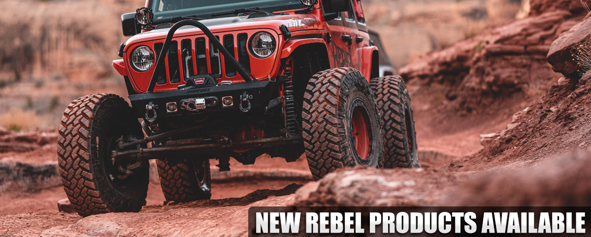 New Rebel Products Available