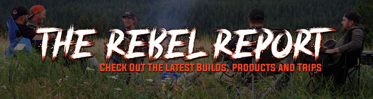 The Rebel Report Blog
